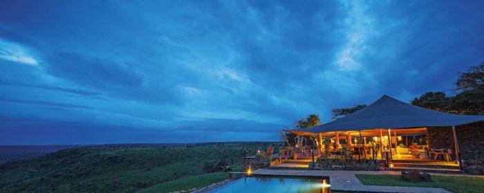 Лонж у слоновьей тропы. Кения